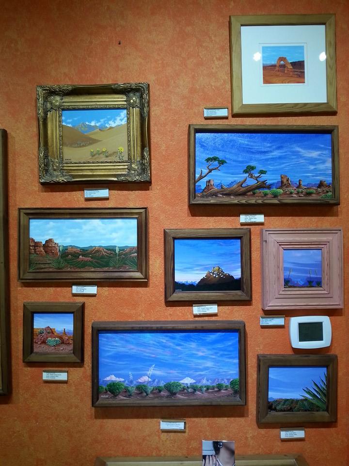 Velez Galleries wall art ...